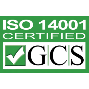 We meet ISO 14001 Standards