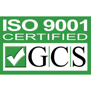 We meet ISO 9001 Standards
