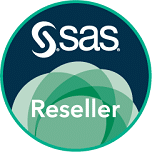 We are an authorised SAS Reseller